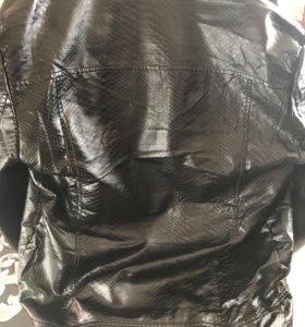Кожаная куртка (BRIONI)
