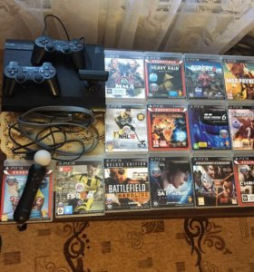 Sony PlayStation 3 (PS3)slim 500 gb