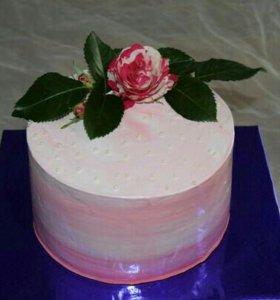Домашние торты и десерты