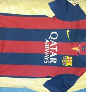 футболка FC Barselona.
