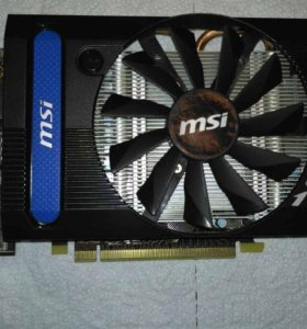 Видеокарта MSI radeon HD 7790 1024 Мб