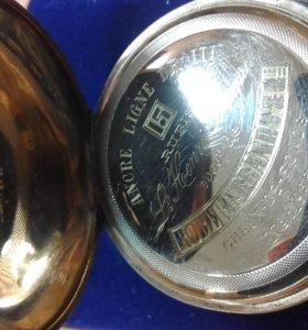 """Старинные швейцарские часы """"Le Henri Brandt"""""""