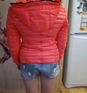 Куртка синтепоновая