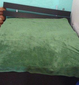 Кровать Б/у без матраса
