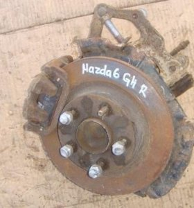 Кулак задний правый Mazda 6 GH мазда 6
