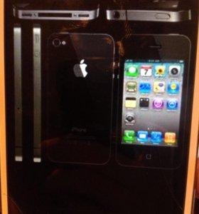 Продам iPhone 4s 8gb Blask