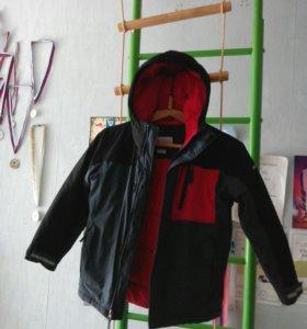 Куртка Сolumbia р.8