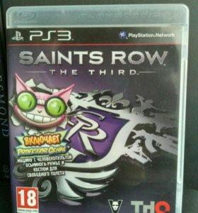 Saints Row 3 PS3