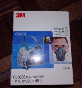 Полумаска 3М ,6501QL
