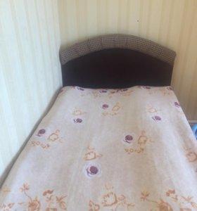 Продам две кровати вместе