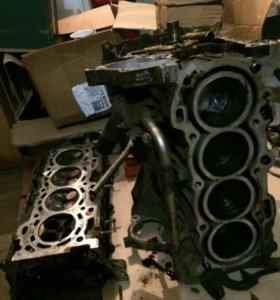 Двигатель1zz на на разбор