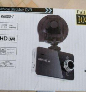 Автомобильный видеорегистратор Vehicle Blackbox DV