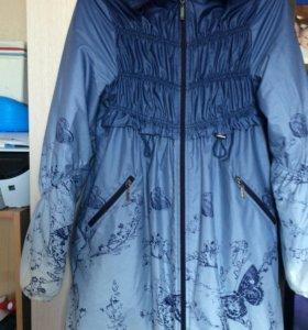 Пальто для беременных 48-50