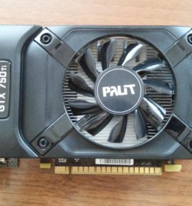 Palit GeForce GTX 750 Ti 2GB