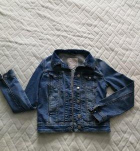 Джинсовая куртка InWear