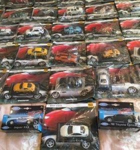 Коллекционные модели(Суперкары)