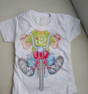 Новые прикольные футболки
