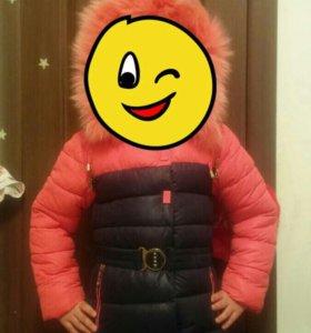 Продам Куртку на девочку.