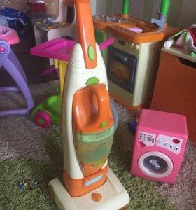 Пылесос и другие игрушки