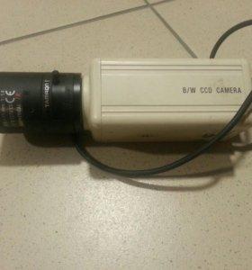 Камера наблюдения и термокожух