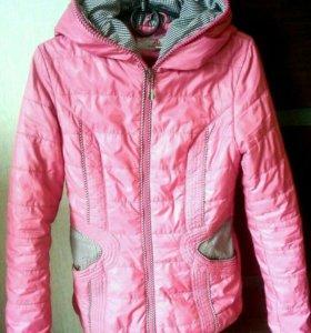 Женская курточка 42-44 размера