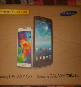 Samsung S5 и Samsung Tab 3 Lite