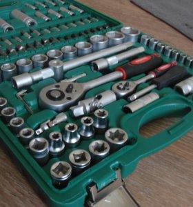 Набор инструментов. 108 предметов. Новый