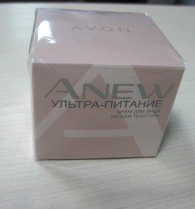"""Крем для лица Avon Anew """"Ультра-питание"""" 50мл"""