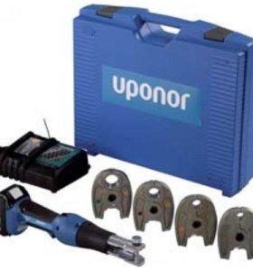 Uponor Press аккумуляторный пресс инструмент