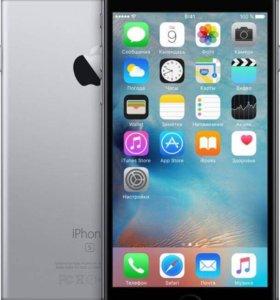 Продаю iPhone 6 s grey 16gb
