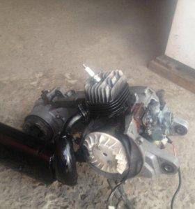 Мотор со скутера