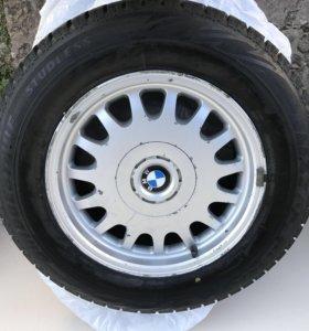 Bridgestone Blizzak R16 Диски BMW