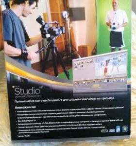 Набор для создания фильмов Pinnacle studio hd