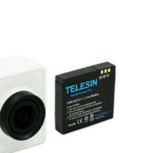 Аккумулятор Telesin для камер Xiaomi Yi FGP120044
