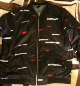 Мужская куртка 52-54 р-р