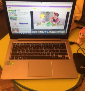 Ультрабук Asus Zenbook UX310UQ-GL259T