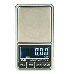 Весы мини ювелирные