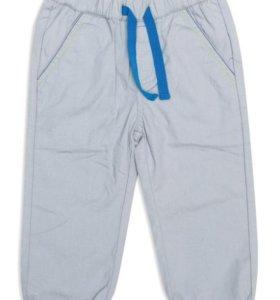 Новые брюки PlayToday для мальчика рост 74 см.