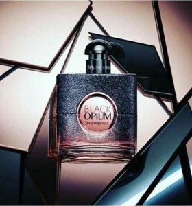 Black Opium Floral Shock Yves Saint Laurent, 90 ml