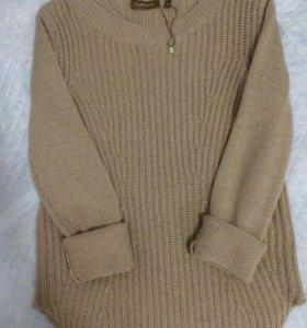 Новый стильный свитер