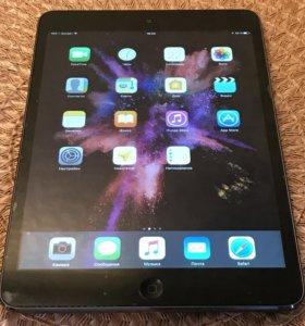 Apple iPad mini 2 64Gb Wi-Fi+Cellular sim серый