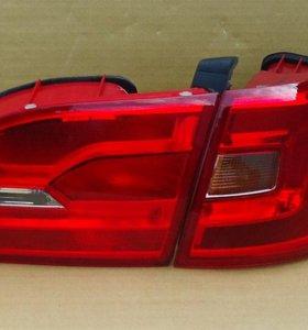 VW Jetta 6 фонарь задний левый правый 2010-2014