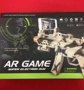 Автомат дополненной реальности AR game Gun