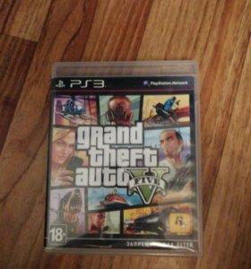 GTA 5 для Sony PlayStation 3