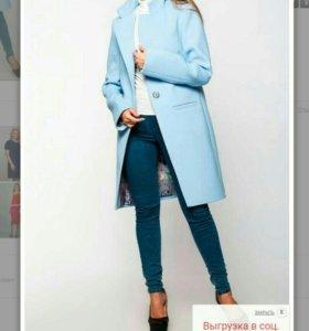 Пальто новое, размер 42-44