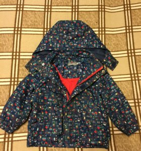 Осенняя куртка 86 р-р