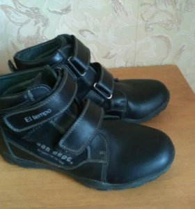 Детские ботинки Темпо.