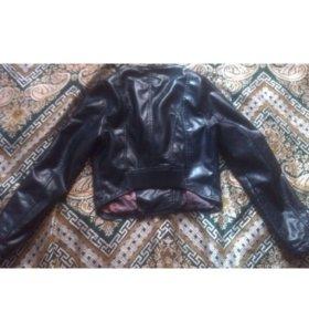 Куртка косуха укороченная