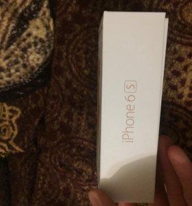 Продаю айфон 6S rose gold 16 gb