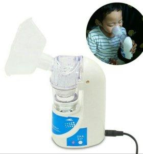 Портативный ультразвуковой небулайзер (ингалятор)